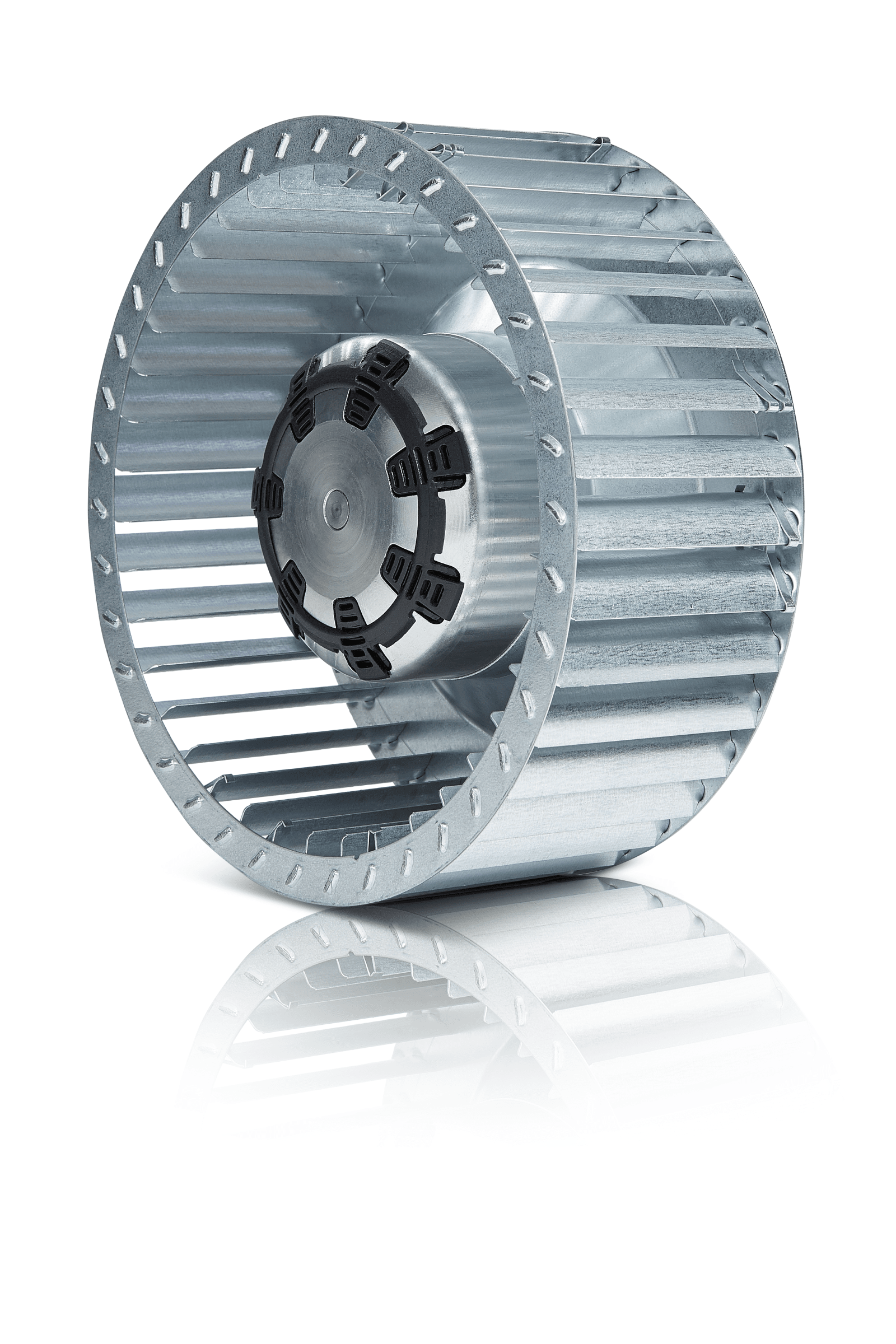 Motorised impellers and plug fans