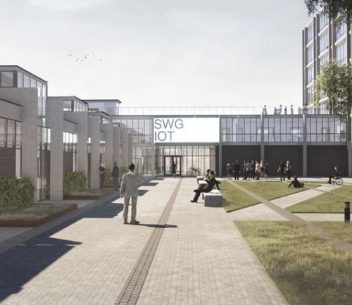 A new Institute of Technology in Swindon